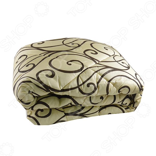 Одеяло Ecotex «Овечка»Одеяла<br>Одеяло Ecotex Овечка высококачественное изделие, которое подарит вам уют, тепло и здоровый сон. Чехол одеяла изготовлен из полиэстера. Этот материал отличается надежностью, прочностью и легкостью ухода изделие после стирки достаточно быстро сохнет и не деформируется. В качестве наполнителя используется натуральная овечья шерсть. Этот природный материал формирует идеальный микроклимат для отдыха и сна. Волокна шерсти обеспечивают циркуляцию воздуха, хорошо впитывают влагу, накапливают тепло, но не создают эффект парника . Поэтому изделие можно использовать как в теплый, так и в холодный сезон года. В составе шерсти имеется натуральный компонент ланолин, содержащийся в достаточно большом количестве. Он оказывает благоприятное воздействие на кожу, делая ее упругой и улучшая цвет. Ланолин также способствует укреплению мышечного корсета и улучшению работы суставов. Шерстяное одеяло подарит вам драгоценные часы крепкого сна и отдыха от каждодневных забот.<br>