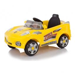 фото Электромобиль Jetem Coupe. Цвет: желтый