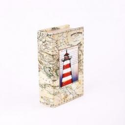 фото Книга-шкатулка Феникс-Презент «Маяк»