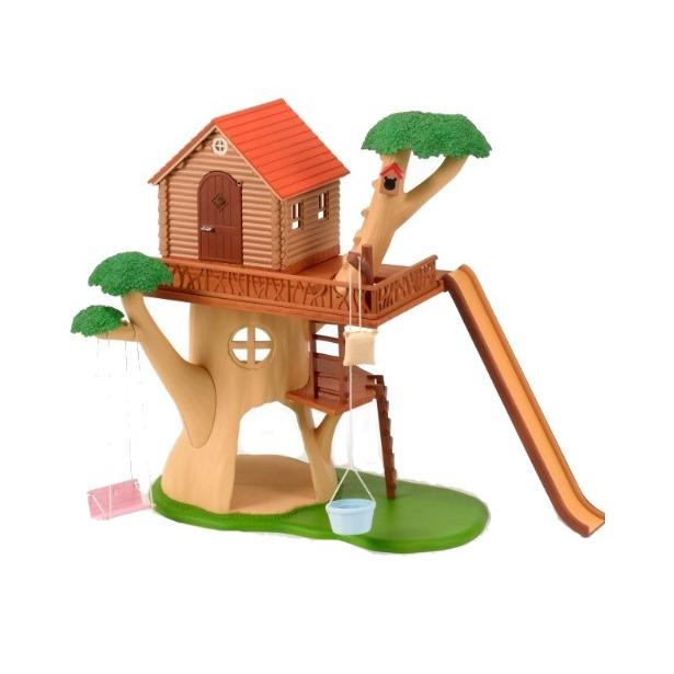фото Набор игровой Sylvanian Families «Дерево-дом»
