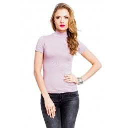 фото Водолазка Mondigo 037. Цвет: розовый. Размер одежды: 44