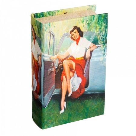 Купить Книга-сейф Alparaisa «Сабрина»