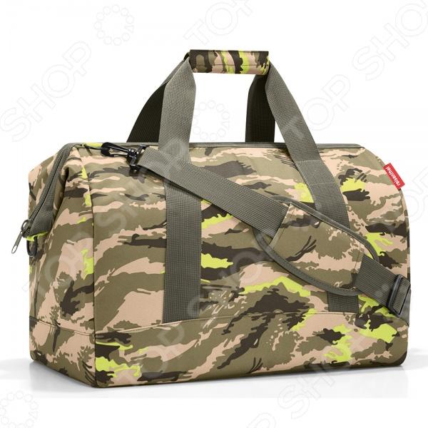 Сумка дорожная Reisenthel Allrounder L Camouflage