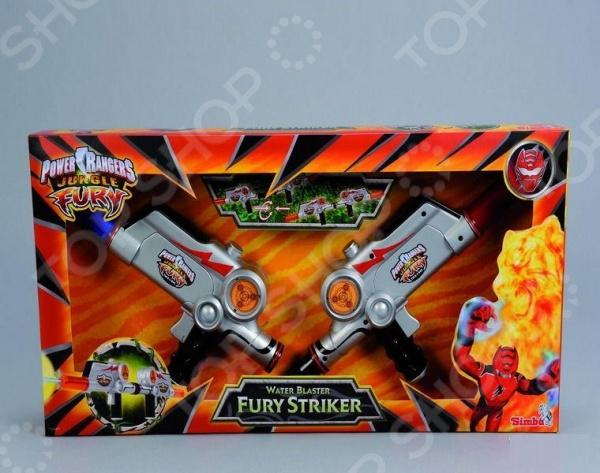 Бластер водный Simba «2 в 1»Водные пистолеты<br>Бластер водный Simba 2 в 1 - интересная и оригинальная игрушка, которую по достоинству оценит каждый подросток. С такой игрушкой можно устроить настоящее сражение на открытом воздухе в теплое время года. Игрушка понравится не только детям, но и их родителям, ведь теперь можно веселиться и устраивать семейные сражения всем вместе. Модель выполнена из качественных и прочных материалов.<br>