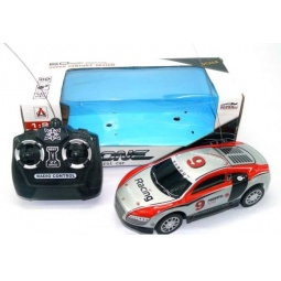 фото Машина на радиоуправлении Shantou Gepai 210. Цвет: серый, красный
