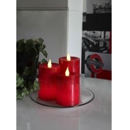фото Набор из 3-х свечей Star Trading с пультом
