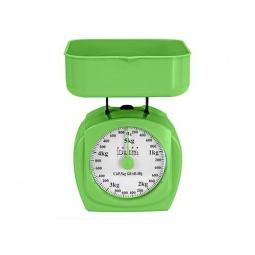 фото Весы кухонные Delta КСА-003. Цвет: зеленый
