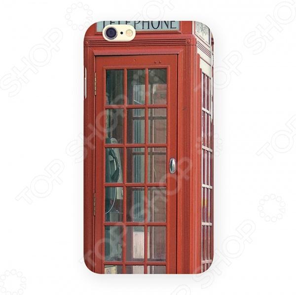 Чехол для iPhone 6 Mitya Veselkov «Будка в Лондоне» радиоуправляемый квадрокоптер syma x21wpro 720p wi fi rtf 2 4g