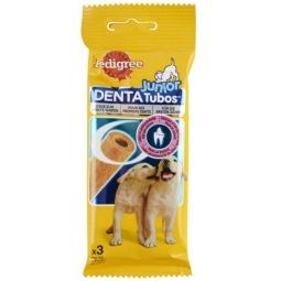 фото Лакомство для щенков Pedigree Denta Tubos Junior