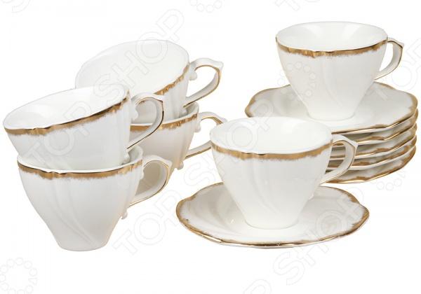 Чайный сервиз Rosenberg 8721 Rosenberg - артикул: 673582