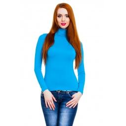фото Водолазка Mondigo 046. Цвет: бирюзовый. Размер одежды: 42