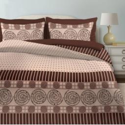 фото Комплект постельного белья Любимый дом «Мокко». 1,5-спальный