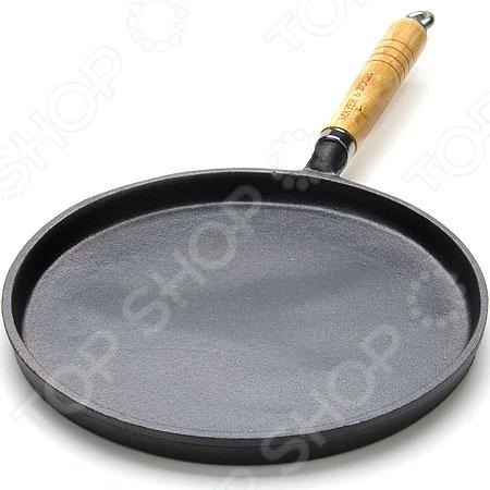 Сковорода Mayer&Boch чугунная сковорода для блинов mayer