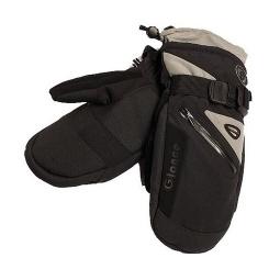 Купить Варежки GLANCE Fighter mitten (2013-14). Цвет: черный, серый
