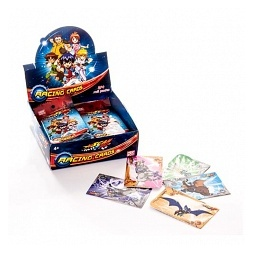 Купить Набор карточек игровой Scan2Go «Герои» 903860. В ассортименте