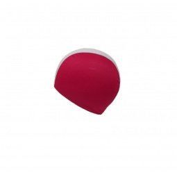 фото Шапочка для плавания Larsen 3243. Цвет: красный, белый