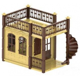 фото Домик кукольный Нордпласт «Замок Принцессы»