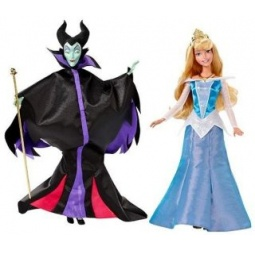 фото Набор кукол Mattel «Малефисента и Спящая красавица»