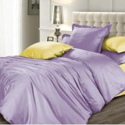 фото Комплект постельного белья Унисон «Солнечная сирень». 2-спальный