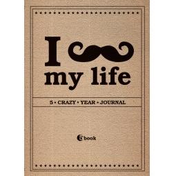 Купить I *** my life. 5 crazy year journal