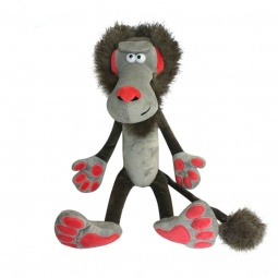 фото Мягкая игрушка Maxitoys «Бабуин Вован». Размер: 36 см