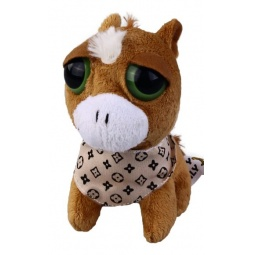 фото Мягкая игрушка Fluffy Family «Лошадка» 93777