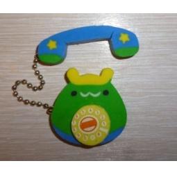 фото Ластик-игрушка Beifa «Телефончик». В ассортименте