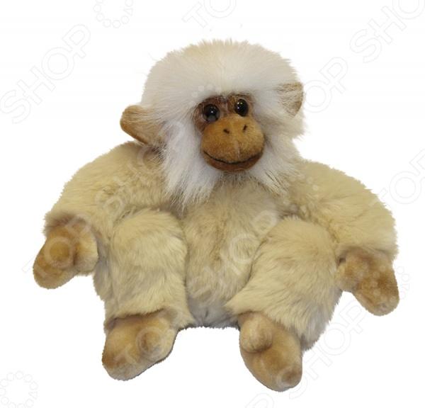 Мягкая игрушка Hansa «Обезьянка сидящая»
