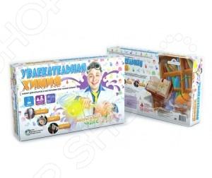 Набор для опытов и экспериментов Инновации для детей «Увлекательная химия» инновации для детей набор мыльная мастерская джунгли