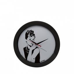 Купить Часы настенные Mitya Veselkov «Одри курит»