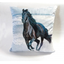 фото Подушка декоративная Унисон 3D Horse