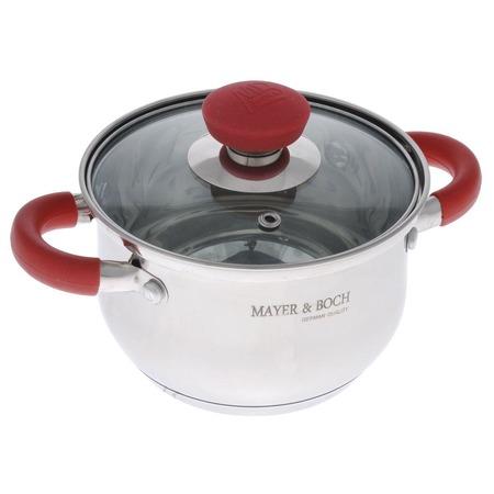 Купить Кастрюля с крышкой Mayer&Boch MB-22368