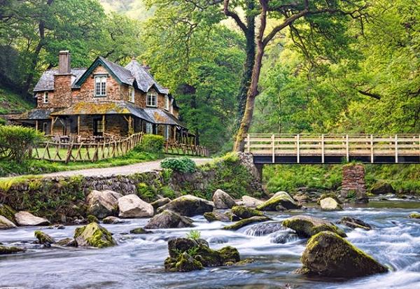 Пазл 1000 элементов Castorland «Национальный парк, Англия»