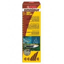 фото Средство лекарственное для аквариумных рыб Sera Omnipur