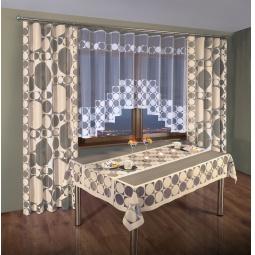 фото Комплект штор для кухни «Уют»