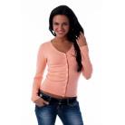 Фото Жакет Mondigo 9130. Цвет: персиковый. Размер одежды: 46