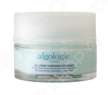 Крем-гель увлажняющий Algologie 24101 с охлаждающим эффектом