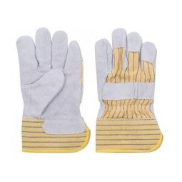 Купить Перчатки рабочие кожаные РОС 12442