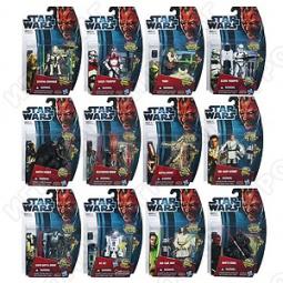 фото Фигурка игрушечная Hasbro Войны клонов. В ассортименте