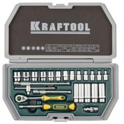 фото Набор торцевых головок Kraftool Industrie Qualitat 27970-H24