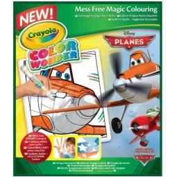 Купить Раскраска Crayola «Самолеты»