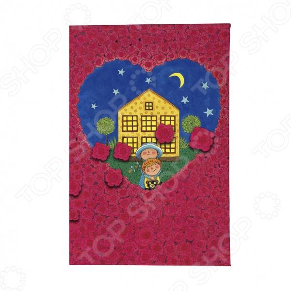 Обложка для автодокументов Mitya Veselkov «Влюбленные в розах»