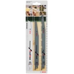 Купить Набор пилок сабельных Bosch 2609256797