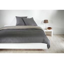 фото Комплект постельного белья Dormeo Costume. 2-спальный. Цвет: серый