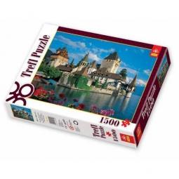 Купить Пазл 1500 элементов Trefl «Замок Оберхофен»