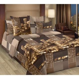 Купить Комплект постельного белья Белиссимо «Сити». 2-спальный