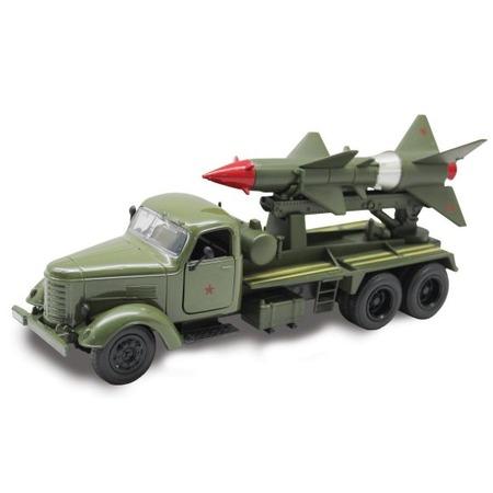 Купить Модель передвижной установки Пламенный Мотор «Ракетный комплекс»