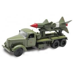 фото Модель передвижной установки Пламенный Мотор «Ракетный комплекс»