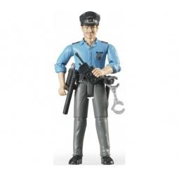 фото Фигурка игровая с аксессуарами Bruder «Полицейский»