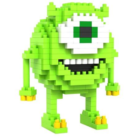 Купить Конструктор-игрушка Loz «Зеленый Циклоп»